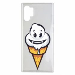 Чохол для Samsung Note 10 Plus Ice cream graffiti