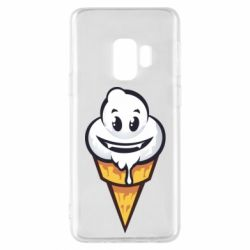 Чохол для Samsung S9 Ice cream graffiti