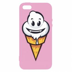 Чохол для iphone 5/5S/SE Ice cream graffiti