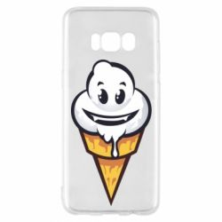 Чохол для Samsung S8 Ice cream graffiti