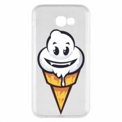 Чохол для Samsung A7 2017 Ice cream graffiti