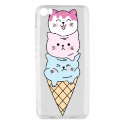 Чехол для Xiaomi Mi5/Mi5 Pro Ice cream kittens