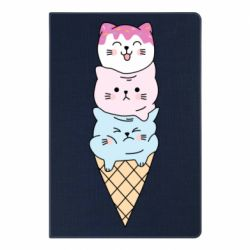 Блокнот А5 Ice cream kittens