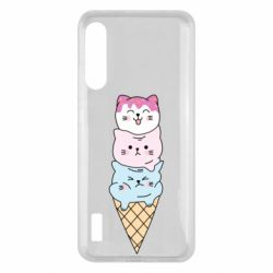 Чохол для Xiaomi Mi A3 Ice cream kittens