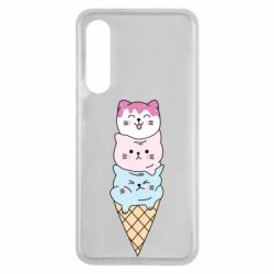 Чехол для Xiaomi Mi9 SE Ice cream kittens