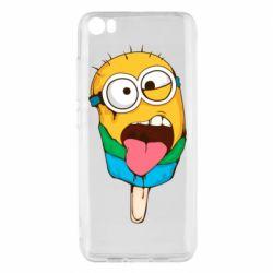 Чехол для Xiaomi Mi5/Mi5 Pro Ice cream minions