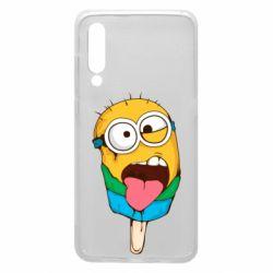 Чехол для Xiaomi Mi9 Ice cream minions