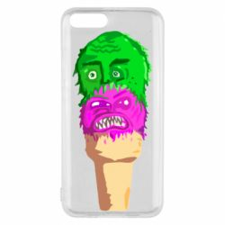 Чехол для Xiaomi Mi6 Ice cream with face