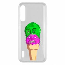 Чохол для Xiaomi Mi A3 Ice cream with face