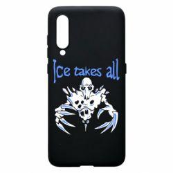 Чехол для Xiaomi Mi9 Ice takes all Dota