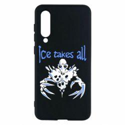 Чехол для Xiaomi Mi9 SE Ice takes all Dota