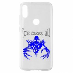 Чехол для Xiaomi Mi Play Ice takes all Dota