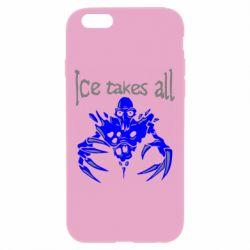 Чехол для iPhone 6 Plus/6S Plus Ice takes all Dota