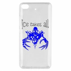 Чехол для Xiaomi Mi 5s Ice takes all Dota