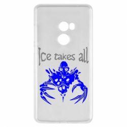 Чехол для Xiaomi Mi Mix 2 Ice takes all Dota