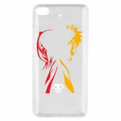 Чехол для Xiaomi Mi 5s Ichigo and Rukia