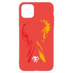 Чехол для iPhone 11 Pro Ichigo and Rukia