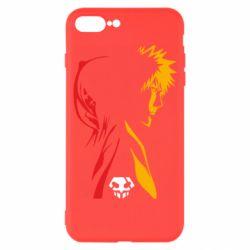 Чехол для iPhone 7 Plus Ichigo and Rukia