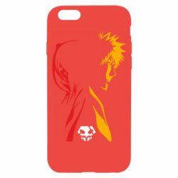 Чехол для iPhone 6/6S Ichigo and Rukia