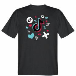 Чоловіча футболка Icons TIK TOK