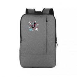 Рюкзак для ноутбука Icons TIK TOK