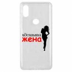 Чехол для Xiaomi Mi Mix 3 Идеальная жена