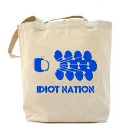 Сумка Idiot Nation