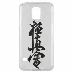 Чехол для Samsung S5 Иероглиф