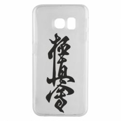 Чехол для Samsung S6 EDGE Иероглиф - FatLine