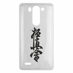 Чехол для LG G3 mini/G3s Иероглиф - FatLine