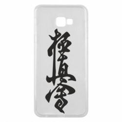 Чехол для Samsung J4 Plus 2018 Иероглиф