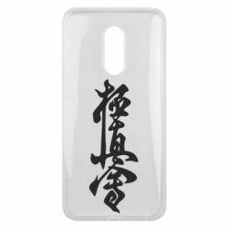 Чехол для Meizu 16 plus Иероглиф - FatLine