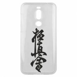 Чехол для Meizu X8 Иероглиф - FatLine