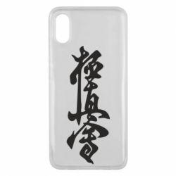 Чехол для Xiaomi Mi8 Pro Иероглиф - FatLine
