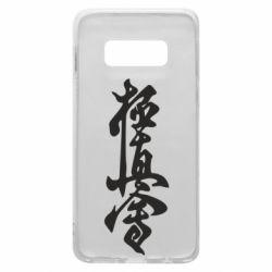 Чехол для Samsung S10e Иероглиф