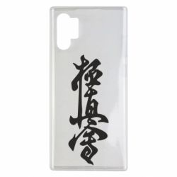 Чехол для Samsung Note 10 Plus Иероглиф