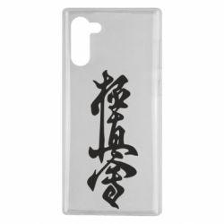 Чехол для Samsung Note 10 Иероглиф