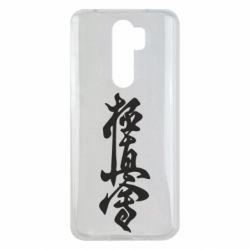Чехол для Xiaomi Redmi Note 8 Pro Иероглиф