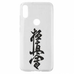 Чехол для Xiaomi Mi Play Иероглиф