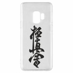Чехол для Samsung S9 Иероглиф - FatLine