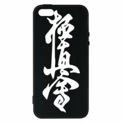 Чехол для iPhone5/5S/SE Иероглиф - FatLine