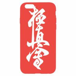 Чехол для iPhone 6/6S Иероглиф - FatLine