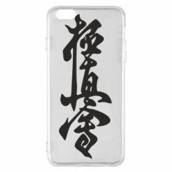 Чехол для iPhone 6 Plus/6S Plus Иероглиф - FatLine