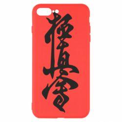 Чехол для iPhone 7 Plus Иероглиф - FatLine