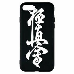 Чехол для iPhone 8 Иероглиф - FatLine