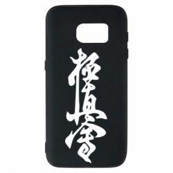 Чехол для Samsung S7 Иероглиф - FatLine
