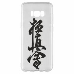 Чехол для Samsung S8+ Иероглиф - FatLine
