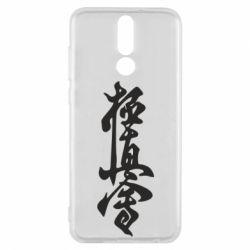 Чехол для Huawei Mate 10 Lite Иероглиф - FatLine