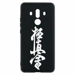 Чехол для Huawei Mate 10 Pro Иероглиф - FatLine