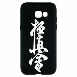 Чехол для Samsung A5 2017 Иероглиф - FatLine